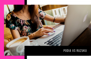 Podia vs Ruzuku: Which is the better LMS for Digital Course Creation?