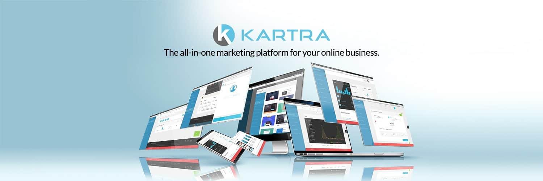 kartra landing page