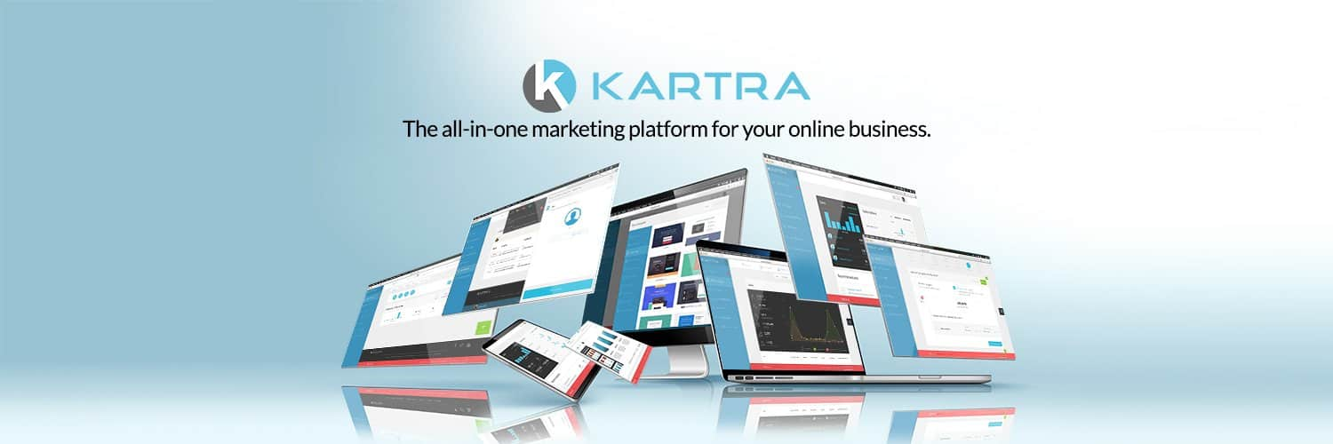 Kartra all in one marketing platform