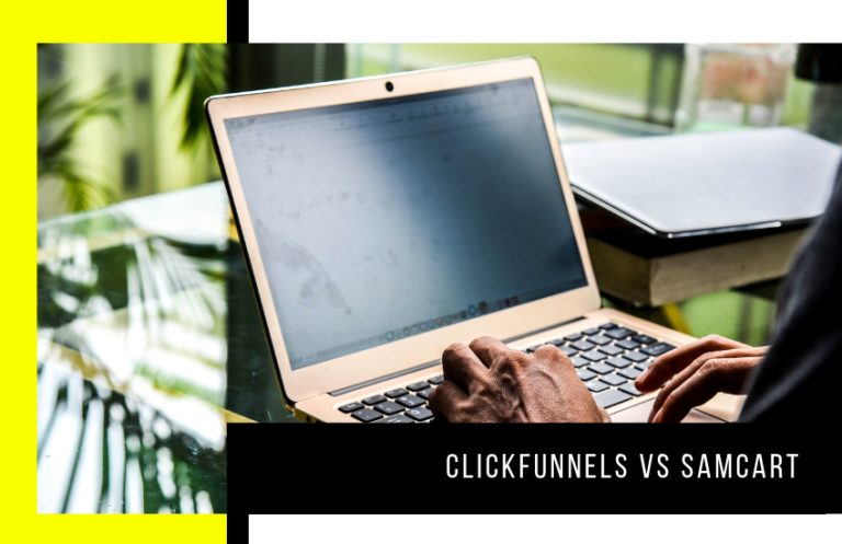 Clickfunnels vs Samcart: Which Ecommerce Tool is Best?