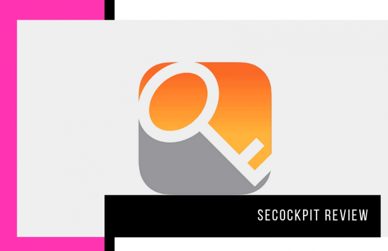 SECockpit Review: Is It the Best Keyword Tool?