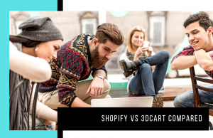 Shopify vs 3dcart Comparison [2020]