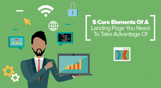 Clickfunnels essential elements in a landing page