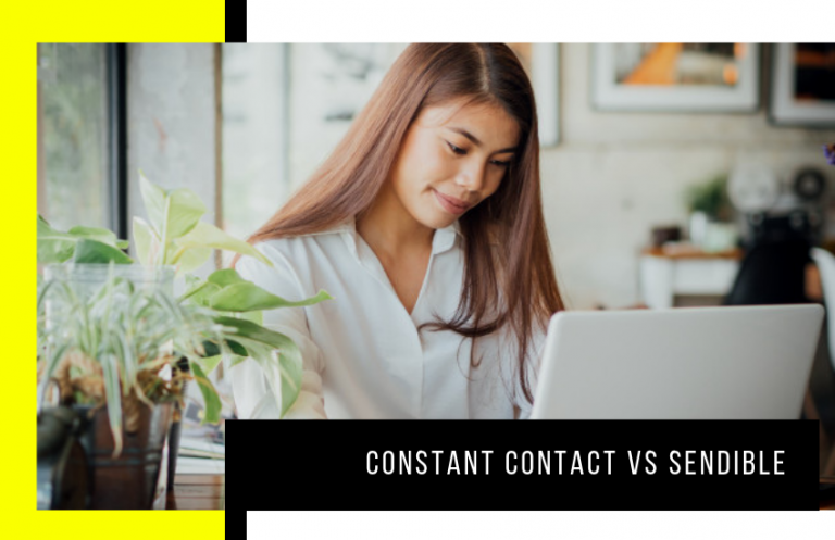 Constant Contact vs Sendible: Which Email Marketing Platform is Best?