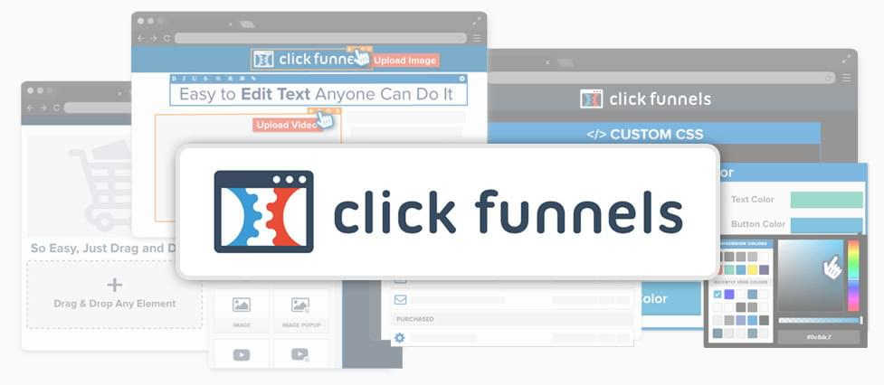 click funnels screenshot