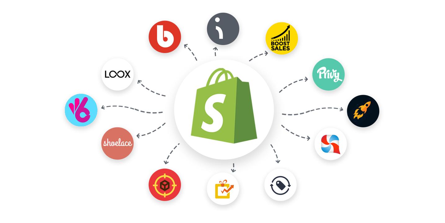 shopify app logos