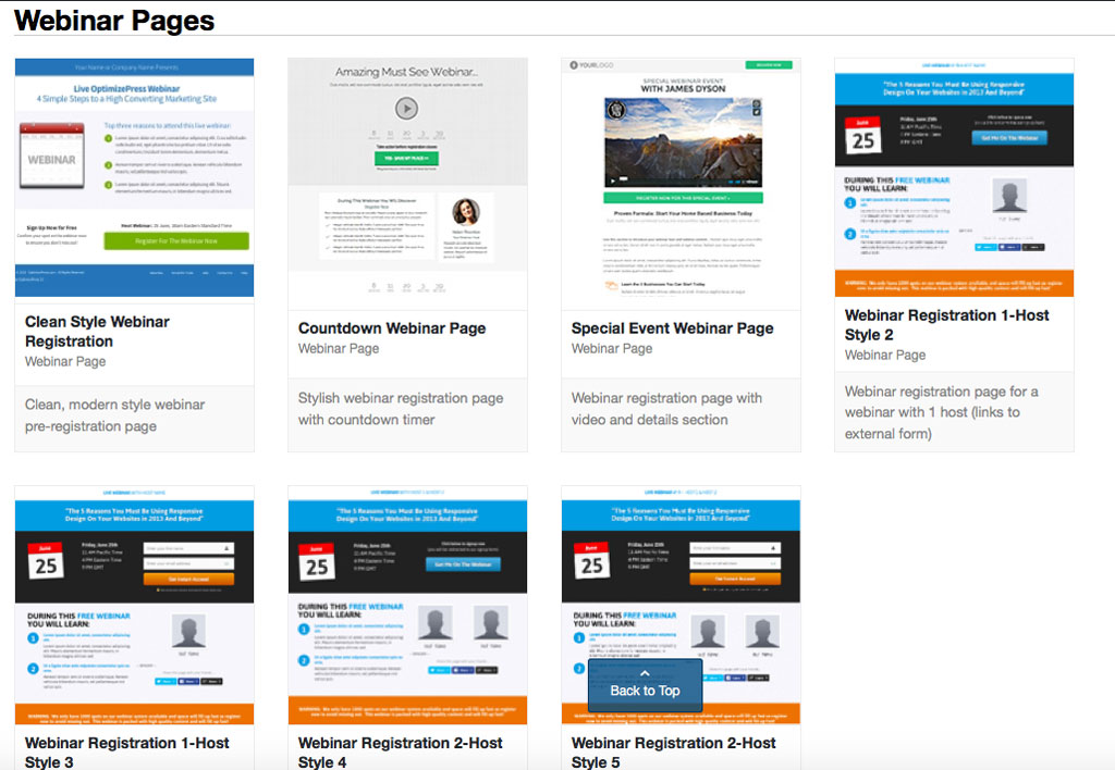 optimizepress wordpress templates