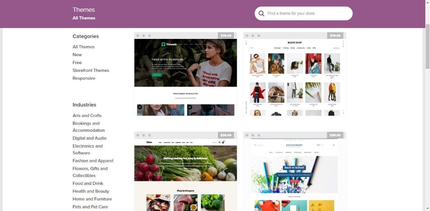 3Dcart vs WooCommerce page builder