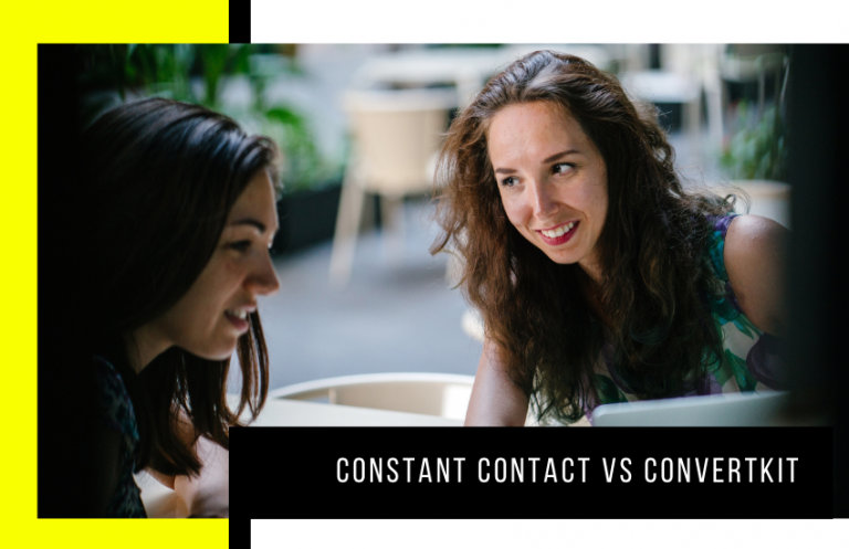 Constant Contact vs ConvertKit– Which is Better?