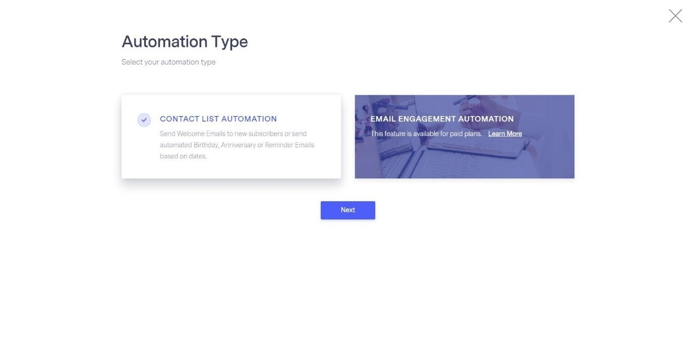 Automation Types