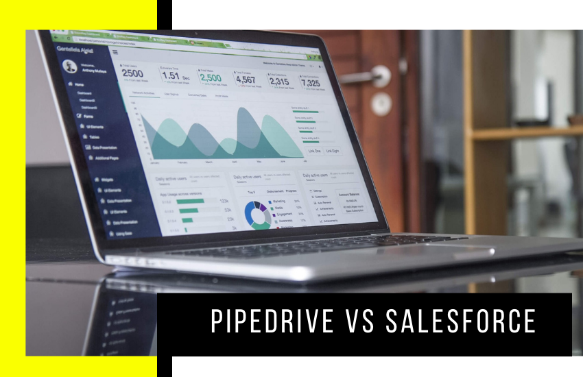 Pipedrive vs Salesforce [2020 Comparison]