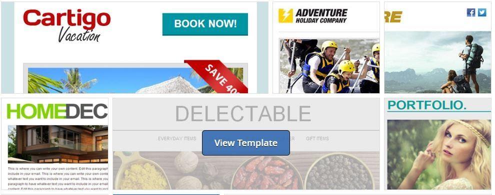 ActiveCampaign Templates