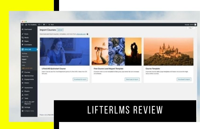 LifterLMS Review: Is This Online Course Platform Worth It?