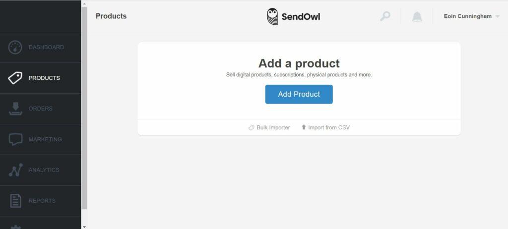 SendOwl Main Features
